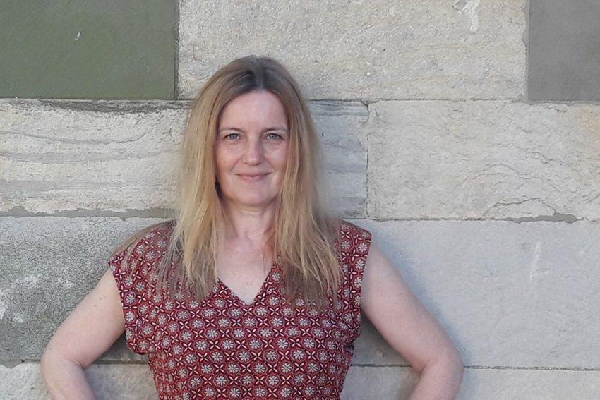 Freiberufliche Netzwerkerin Steafnie Thomczyk.