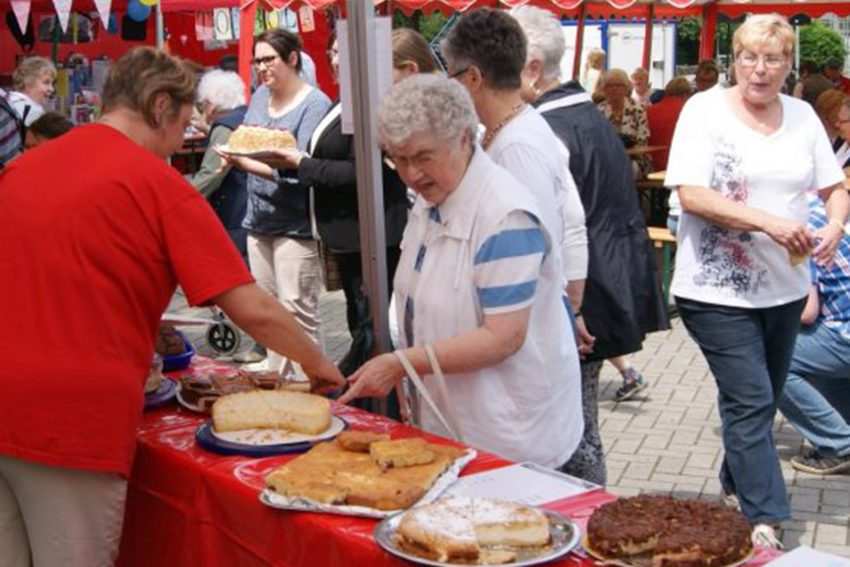 Der SPD Ortsverein Bickern veranstaltet alljährliches Familienfest.
