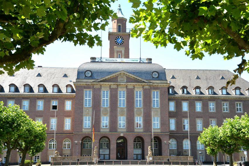 Herner Rathaus.