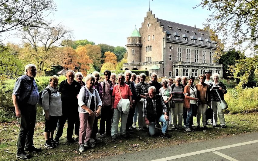 Ausflug zum Schloss Wittringen.