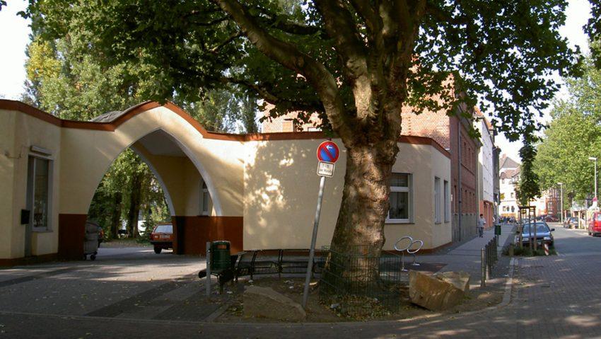 Das Wohnen im Feldherrenviertel soll analysiert werden.