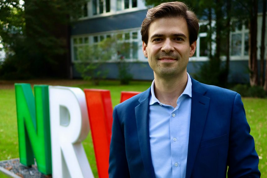 Jan Boneberger.