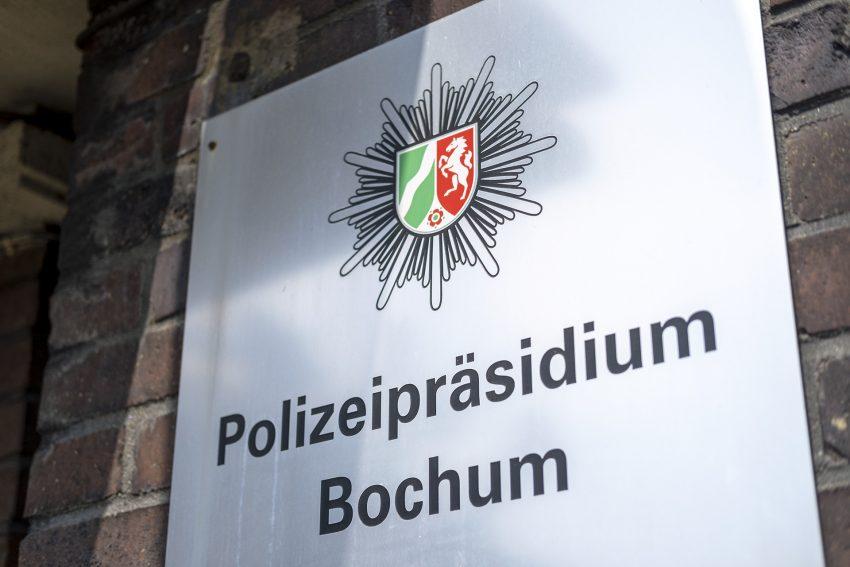 Die Polizeiwache der Polizeiinspektion Herne an der Bebelstraße in Herne (NW), am Donnerstag (29.04.2021).