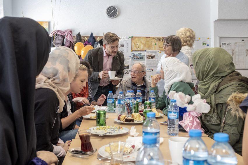 Tag der offenen Moschee in der islamischen Gemeinde Röhlinghausen
