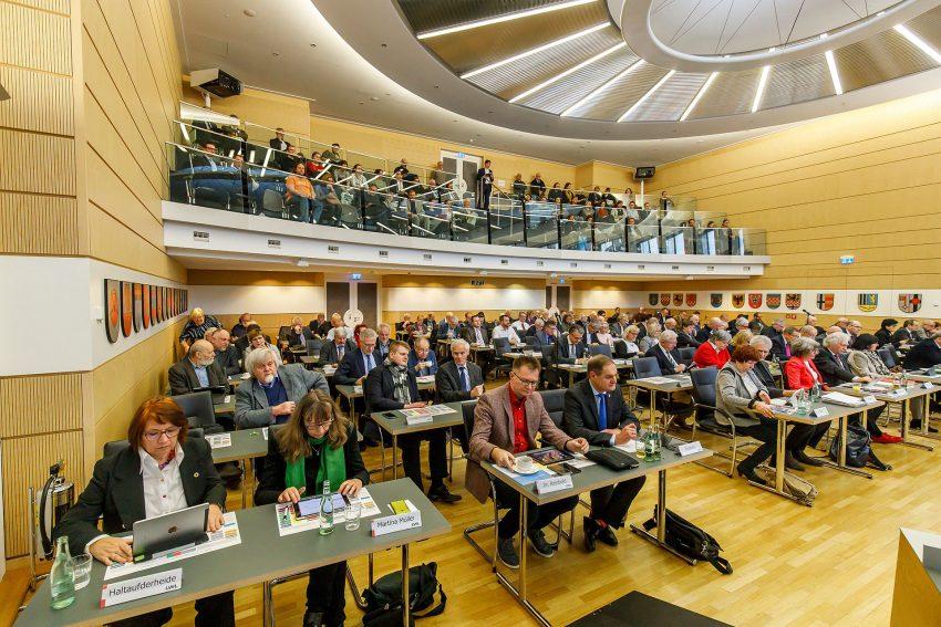 LWL Landschaftsversammlung beschließt ersten Doppelhaushalt für die Jahre 2020/21.