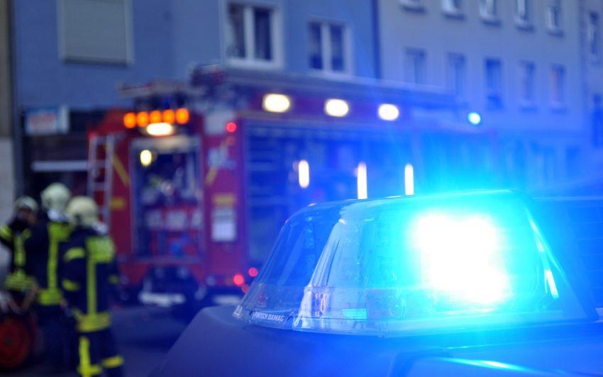 Feuerwehr im Einsatz. (Symbolbild)