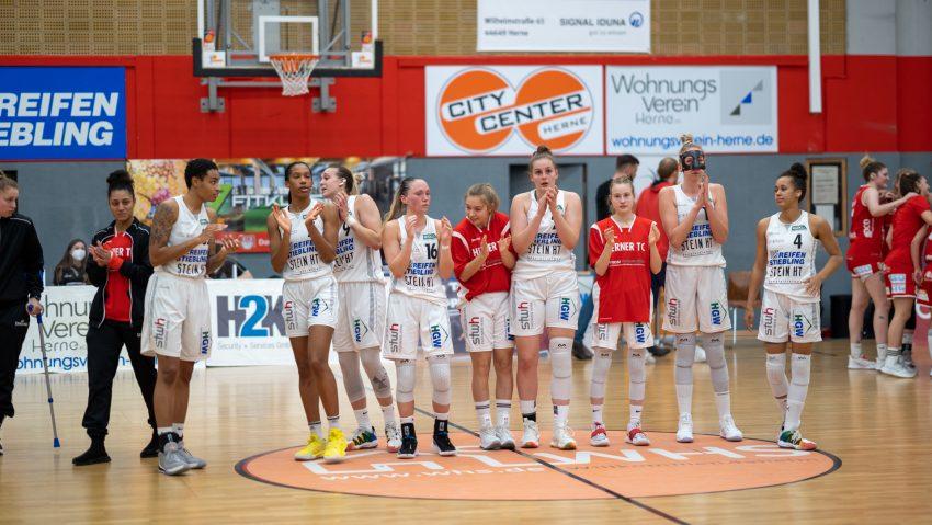 Playoff-Halbfinale HTC gegen Panthers Osnabrück am 10.4.2021.