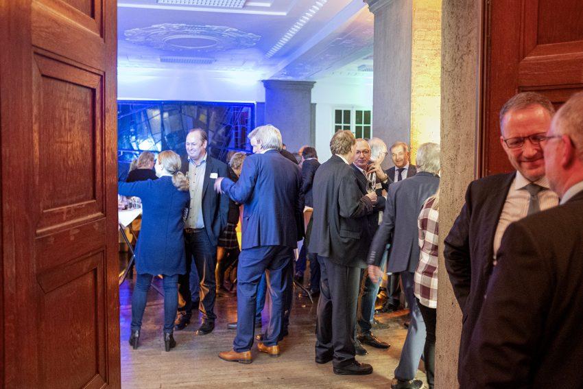 Neujahrsempfang des Oberbürgermeisters Dr. Frank Dudda (SPD) im Rathaus in Herne (NW), am Montagabend (13.01.2020).