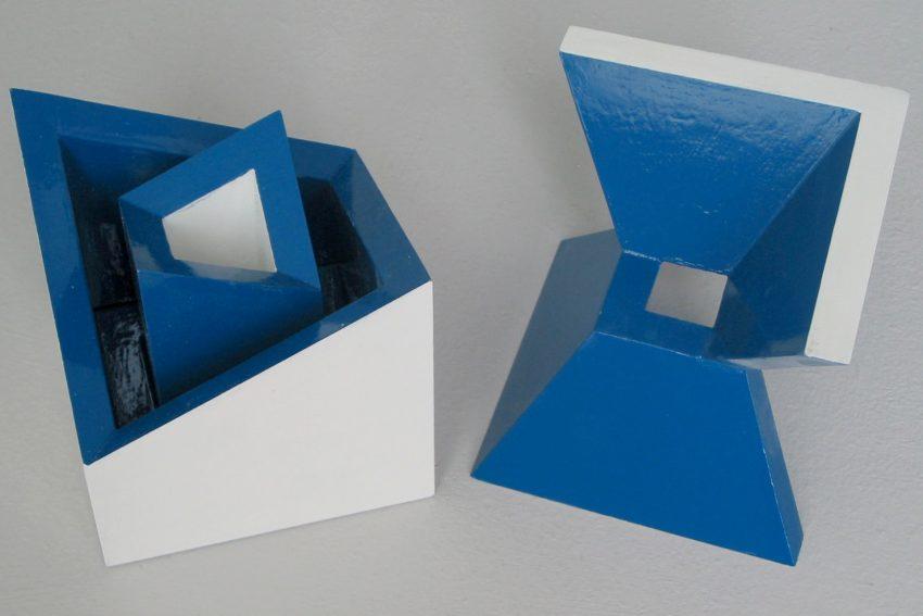 Ausstellungsstück von Hanns Armborst.