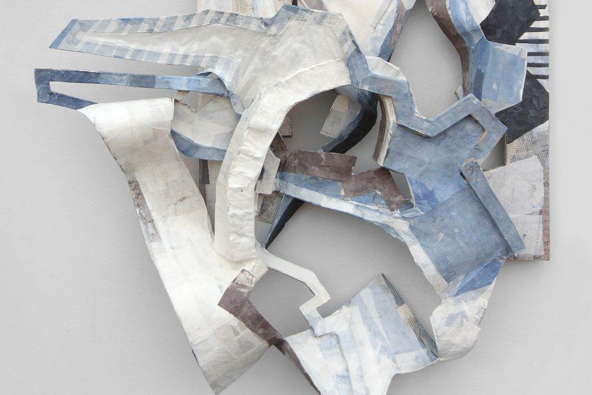 Ausstellungsstück (Ausschnitt) von Annette Wimmershoff.
