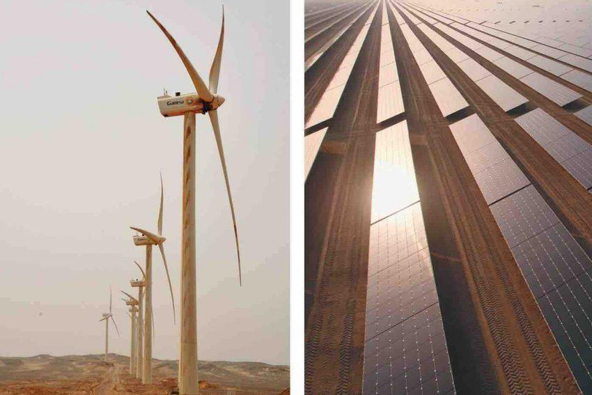 Buchvorstellung: Energiewende in der Wüste.