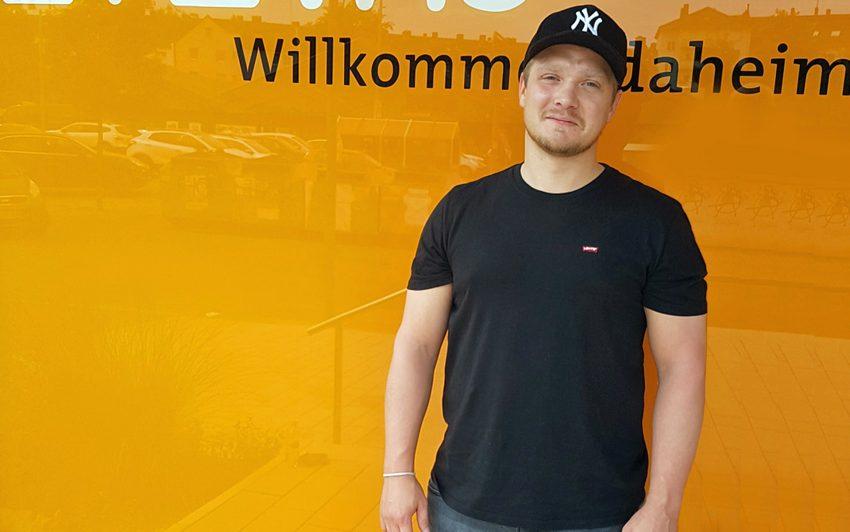 Nils Liesegang.