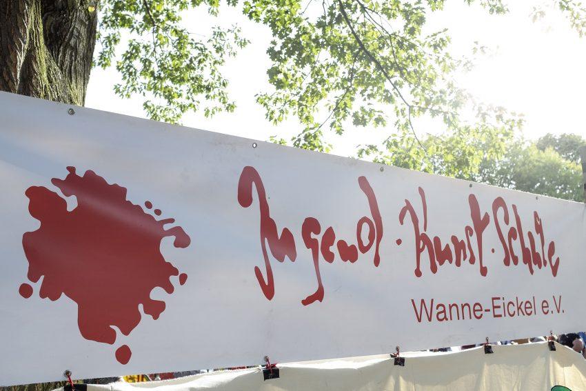 Logo Jugendkunstschule.