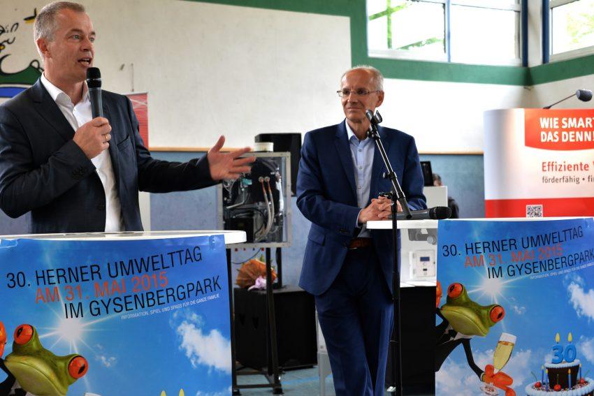30. Herner Umwelttag im Gysenberg 2015.