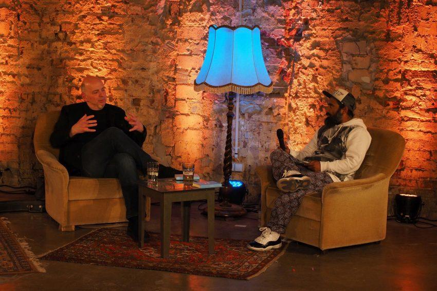 Kulturprogramm im Alten Wartesaal mit dem Gast: Frank Goosen.