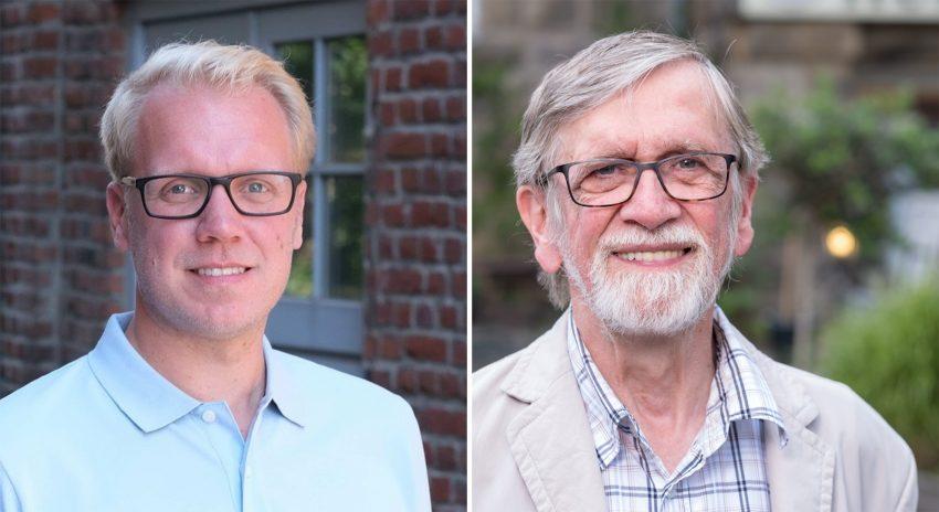 Hendrik Bollmann und Willibald Wiesinger