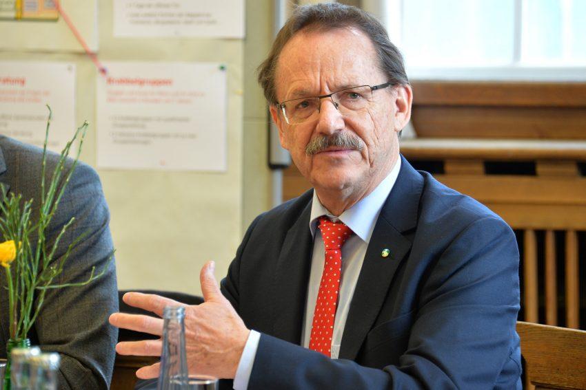 Ulrich Klonki - Vorsitzender des Ausschusses für Kinder, Jugend und Familie.
