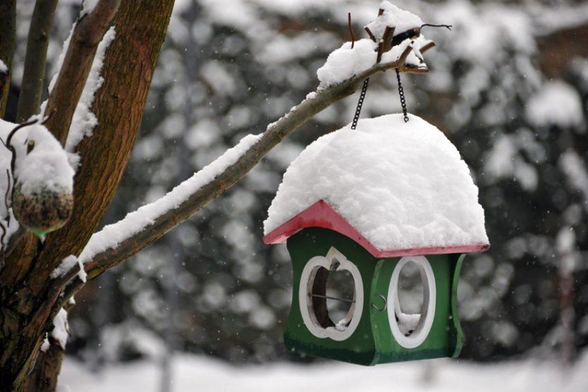 Winter in Herne.
