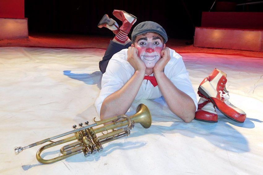 Lustig und aufregend: der 22. Gelsenkirchener Weihnachtscircus sorgt für gute Unterhaltung.