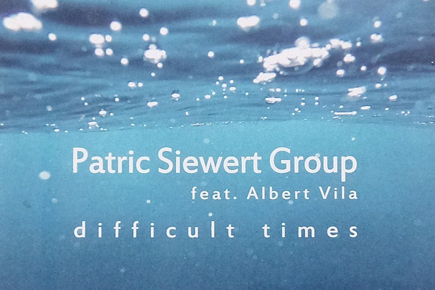 Das Cover der CD der Patric Siewert Group.