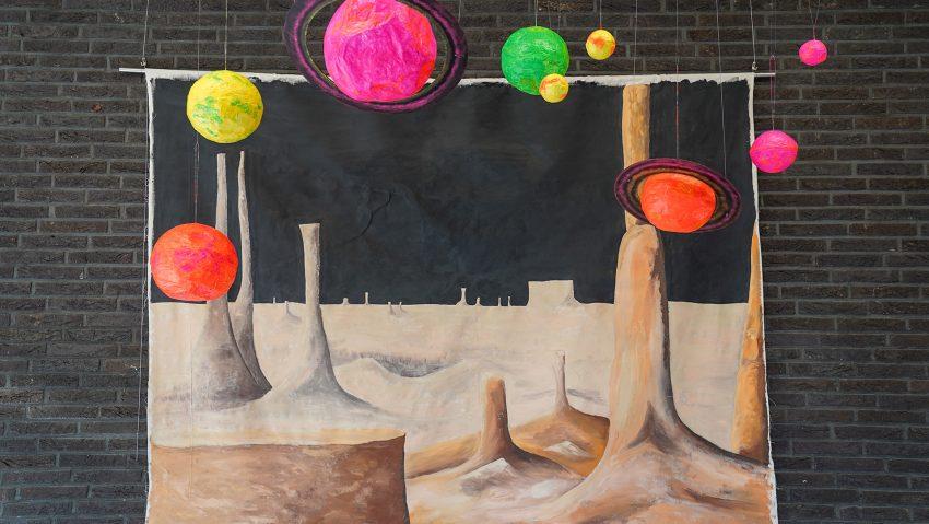 Traditionelle Ausstellung und Werkschau der Jugendkunstschule mit dem Thema