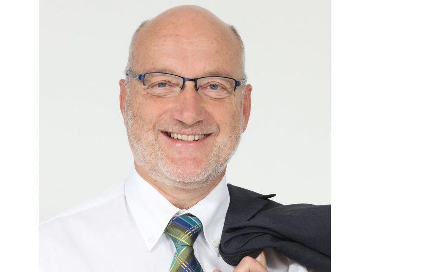 Prof. Dr. Peter Haas ist Professor für Medizinische Informatik an der FH Dortmund.
