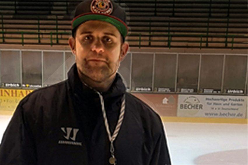 Danny Albrecht, der HEV-Trainer 2018.