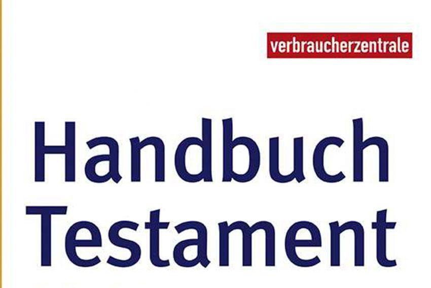 Handbuch zum eigenen Testament.