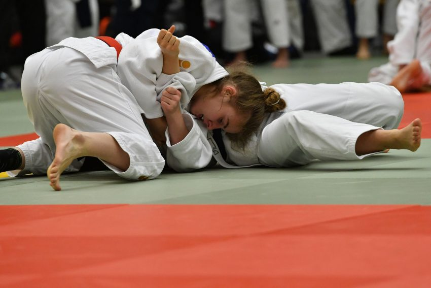 Judo WdEM U18 der Frauen im Sportpark