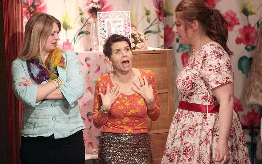 'Liebe Sex Sahne' im kleinen theater herne