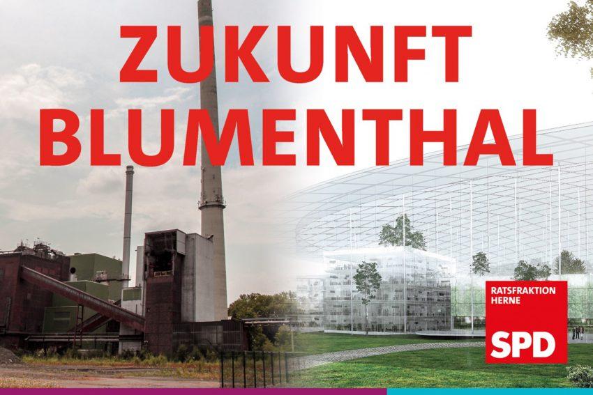SPD-Fraktion vor Ort zur International Technology World Herne.