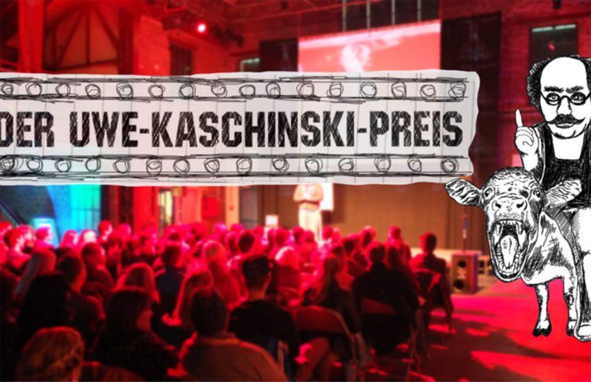Der Uwe-Kaschinski-Preis ist ausgeschrieben.