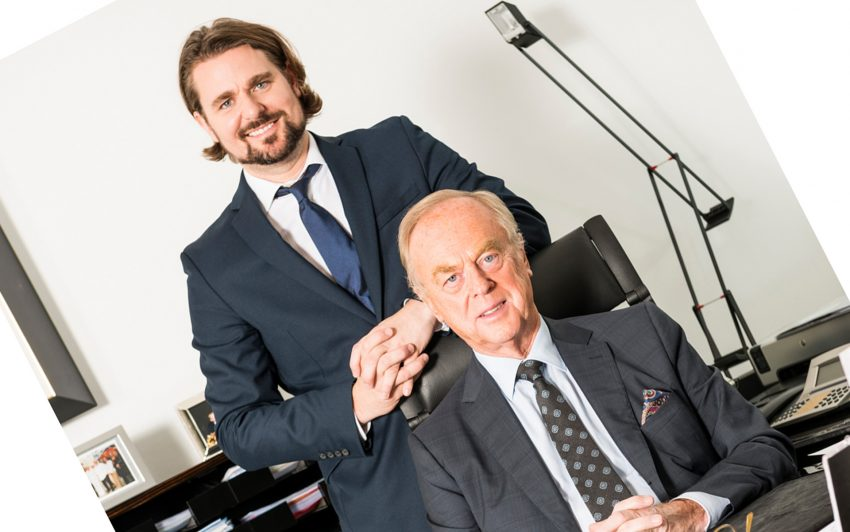 Gerd und Oliver Pieper.