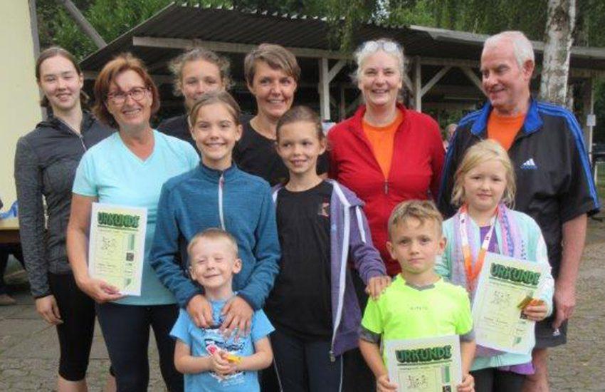 Spiel- und Sportfest Kolpingsfamilie.