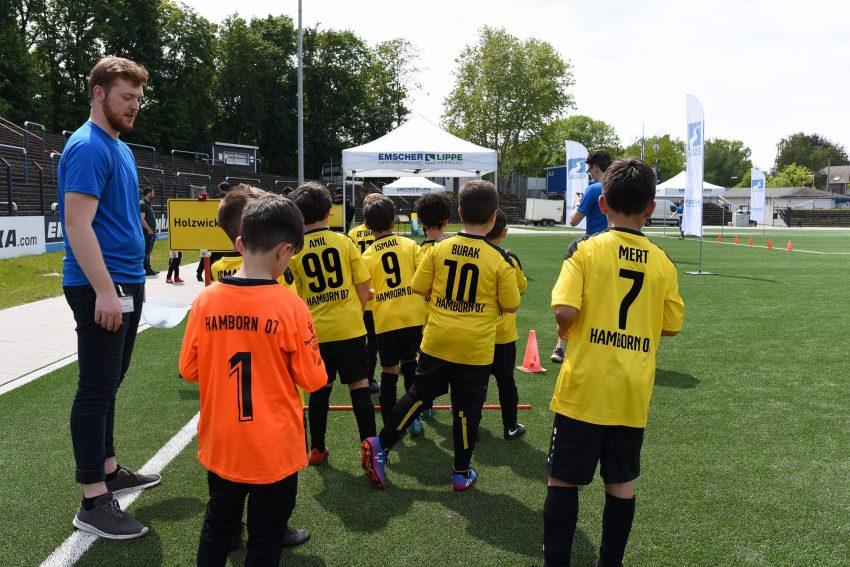 Impressionen Emscher Junior Cup 2019