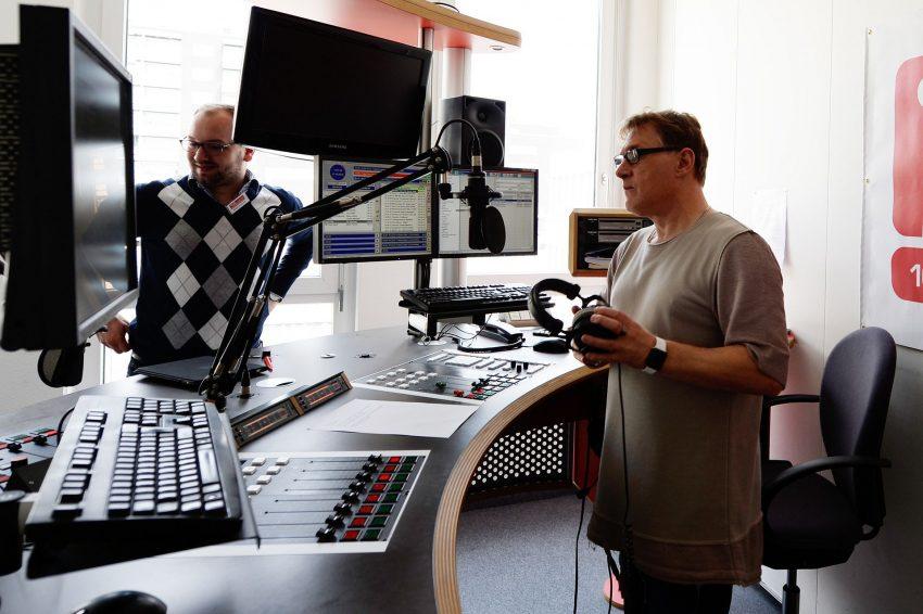 Tag der offenen Tür bei Radio Herne