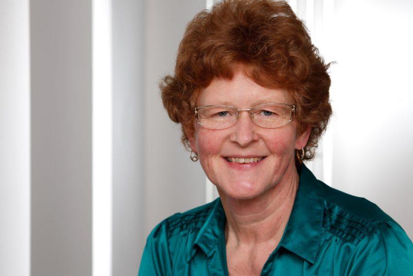 Hospiz-Leiterin Anneli Wallbaum.