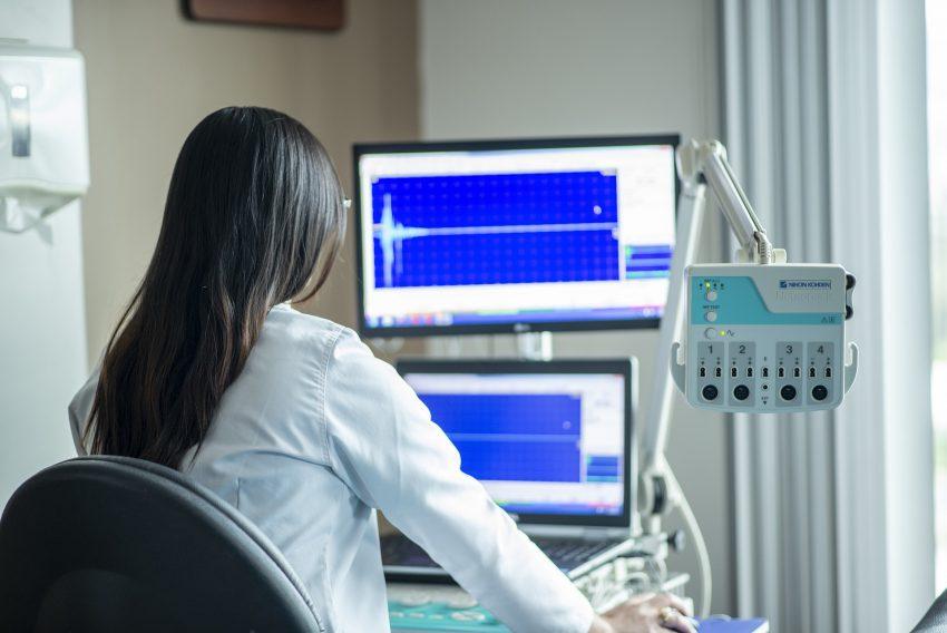 Im Jahr 2019 wurden 4,7 Millionen Patienten in nordrhein-westfälischen Krankenhäusern vollstationär behandelt.