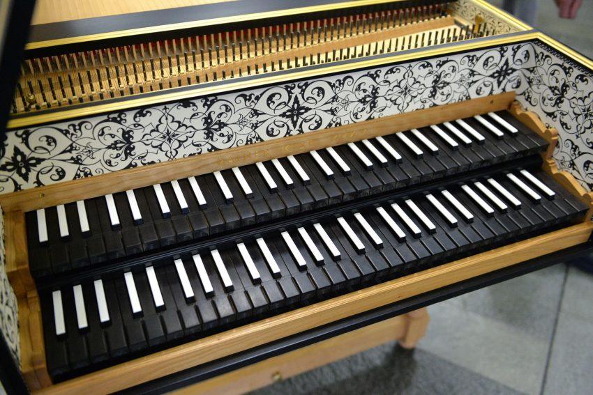 Cembalo bei den 41. Tagen Alter Musik