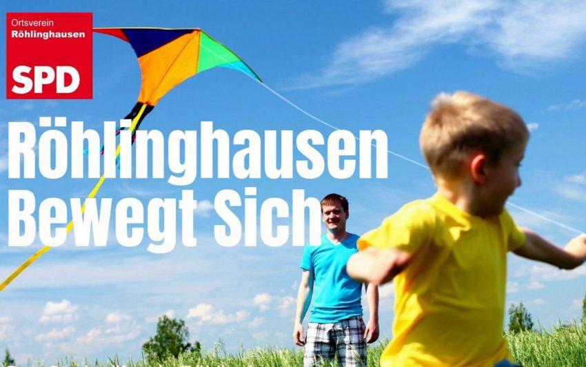 Röhlinghausen bewegt sich 2018.