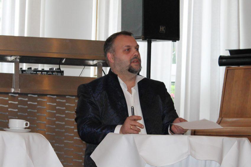 Ev. Johanneswerk - Geschäftsleiter Sven-Eric Leichner.
