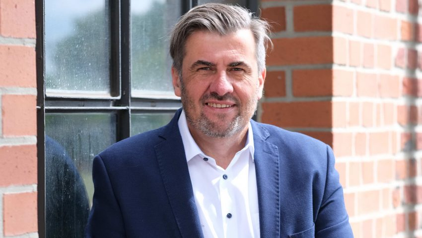 Michael Zyweck, Stadtverordneter der SPD für Unser Fritz.