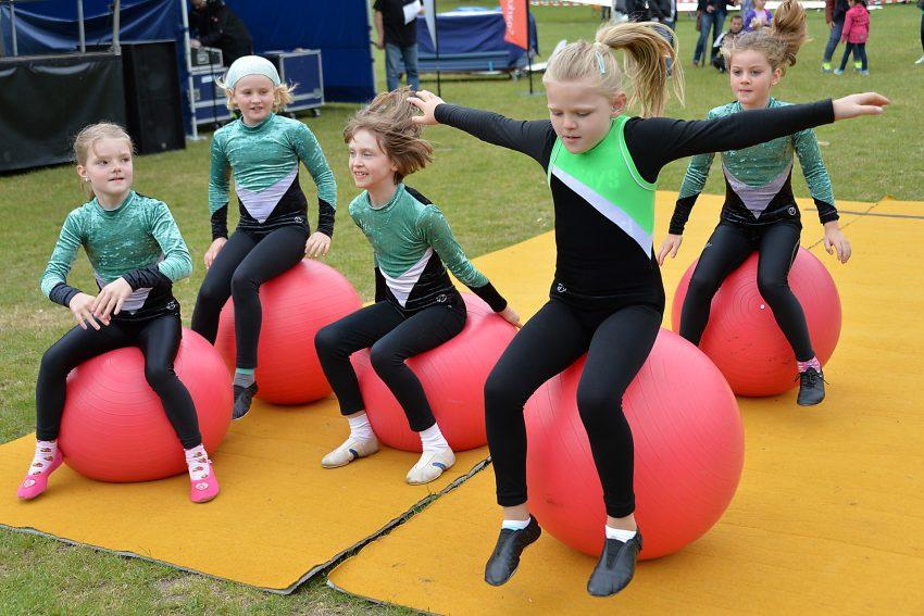 Sport- und Spielfest 2015 im Gysenberg.