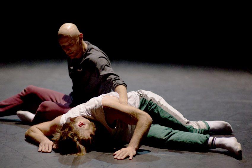 Das Urban Dance Labor 'Brotherhood'.