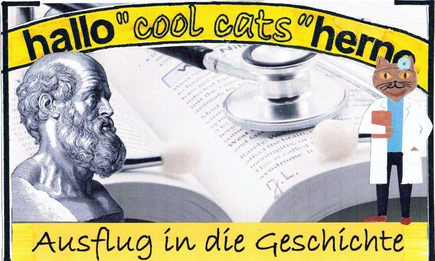 Dr. Gerd Dunkhase von Hinckeldey klärt auf, was es mit dem Hippokratischen Eid auf sich hat.