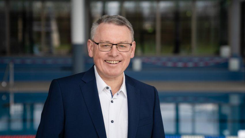 Lothar Przybyl, Chef der Herner Bädergesellschaft.