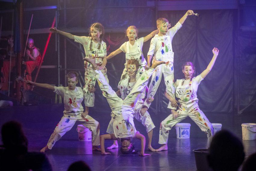 Zeltwoche 2018 Circus Schnick-Schnack: Traumbauten.