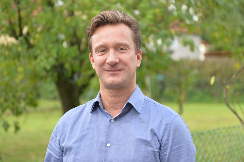PlanB: Gorden Stelmaszyk, Fachbereichsleitung stationäre Hilfen für Kinder.