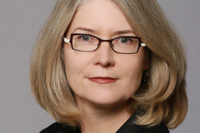 Polizeipräsidentin Kerstin Wittmeier