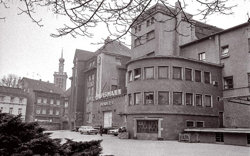 Hülsmann-Brauerei 1974.